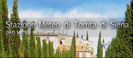 Stazione meteo di Torrita di Siena